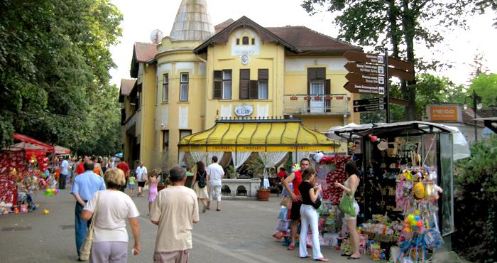 Vrnjacka Banja kulturna desavanja