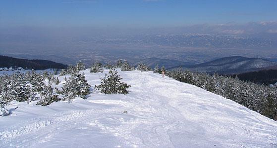 goc ski staza za skijanje