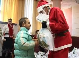dodela paketica deci u zvezdi