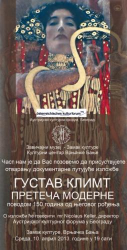 Kustav-Klimt slika izlozba
