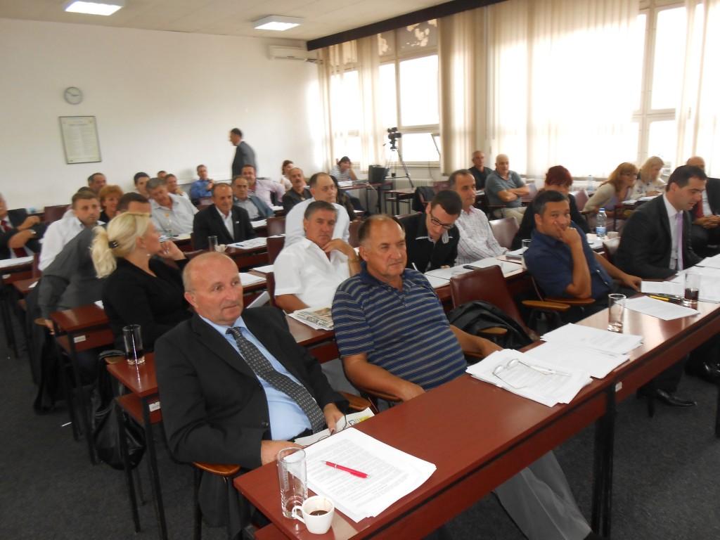 Danas je održana vanredna sednica SO Vrnjačka Banja