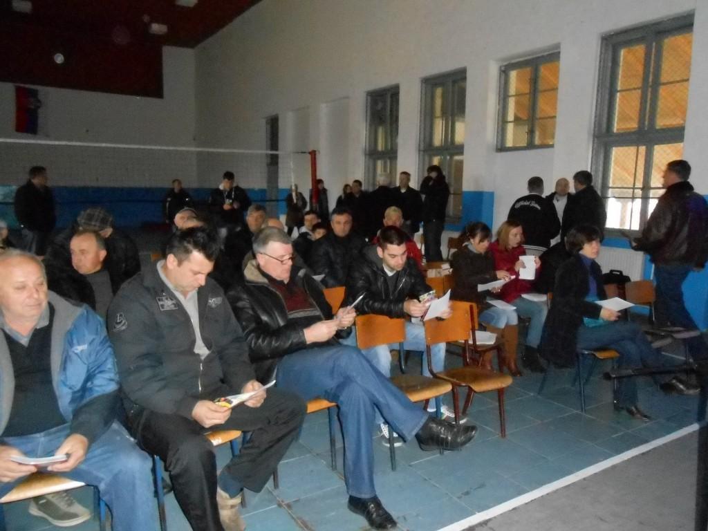 Održana tribina iz poljoprivrede u Gračacu.