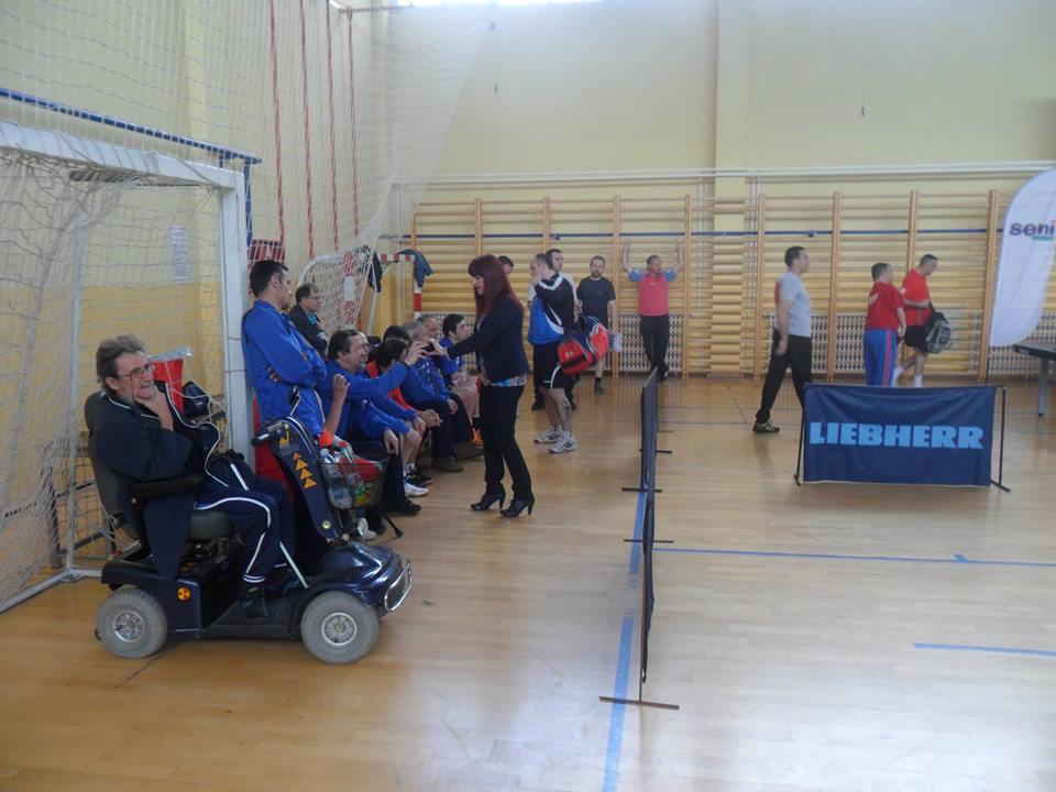 Sportska takmičenja  za Udruženja osoba sa invaliditetom